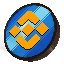 マイクリプロヒーローズ バイナンスチャリティメダル(common)