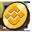 マイクリプロヒーローズ ウィズダムバイナンスチャリティメダル(Rare)