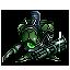 マイクリプロヒーローズ 帝国式魔導機甲兵 指揮官機(Rare)