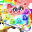 マイクリプロヒーローズ 虹の筆パレ(Legendary)