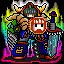 マイクリプロヒーローズ 破壊神を封じ込めた心臓で動く古代魔導ロボット・ディア・ガ・レティウス(Legendary)
